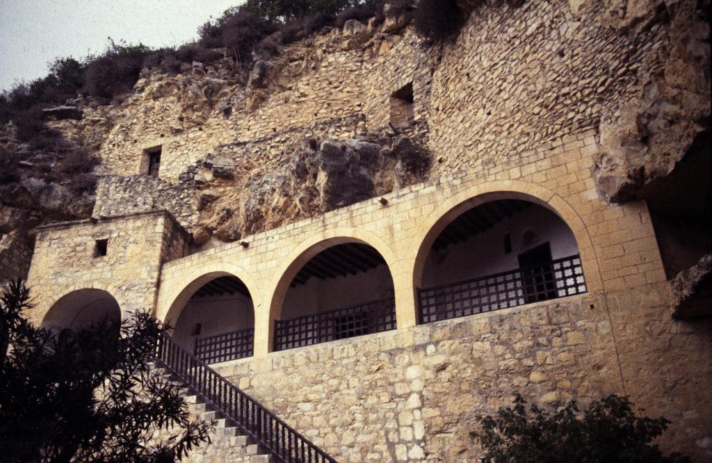 Монастырь Святого Неофита Затворника близ Пафоса, Кипр