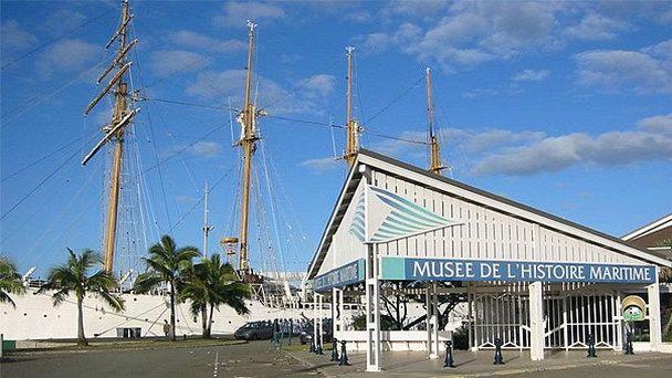 Морской исторический музей в Нумеа
