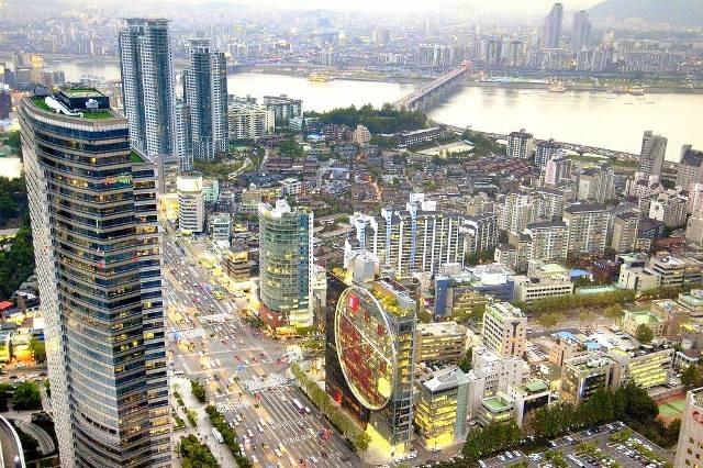 Сеул – сердце Южной Кореи