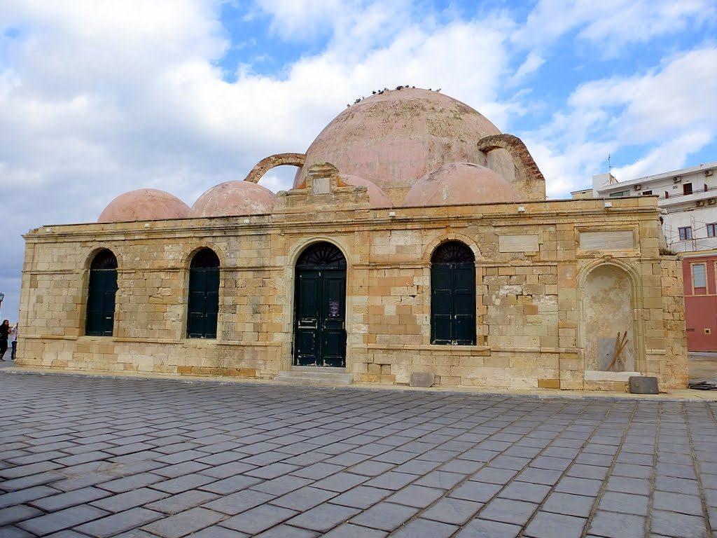 Мечеть Янычаров в Ханье