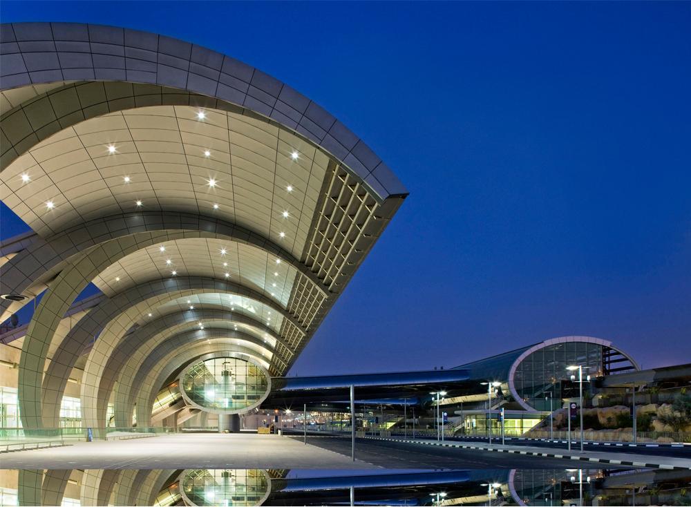 Аэропорт в Дубае