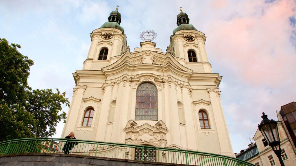 Костел Марии Магдалины в Карловых Варах