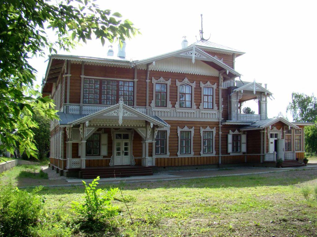 Усадьба Сукачевых в Иркутске