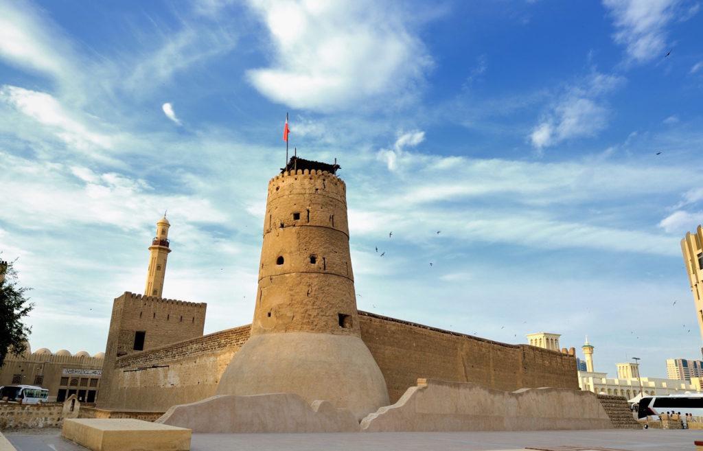 Исторический музей в Дубае