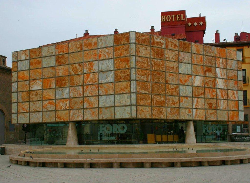 Музей форума Цезараугуста в Сарагосе, Испания