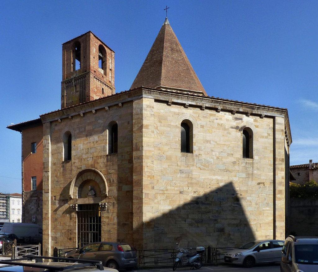 Церковь Санто Сеполькро в Пизе