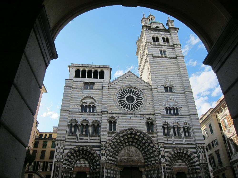 Кафедральный собор Св. Лоренцо в Генуе