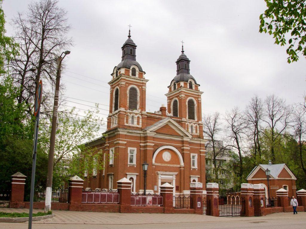 Александровский костел Кирова