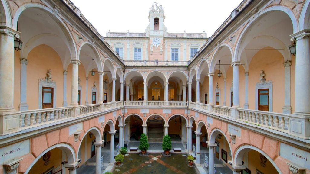 Дворец Дориа-Турси в Генуе