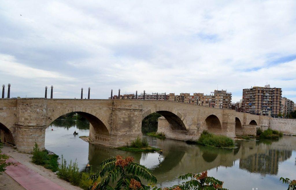 Римский мост Сарагосы
