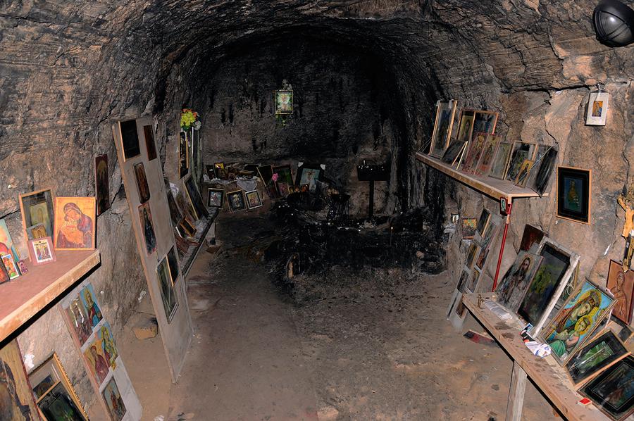 Катакомбы Святой Соломонии, Пафос