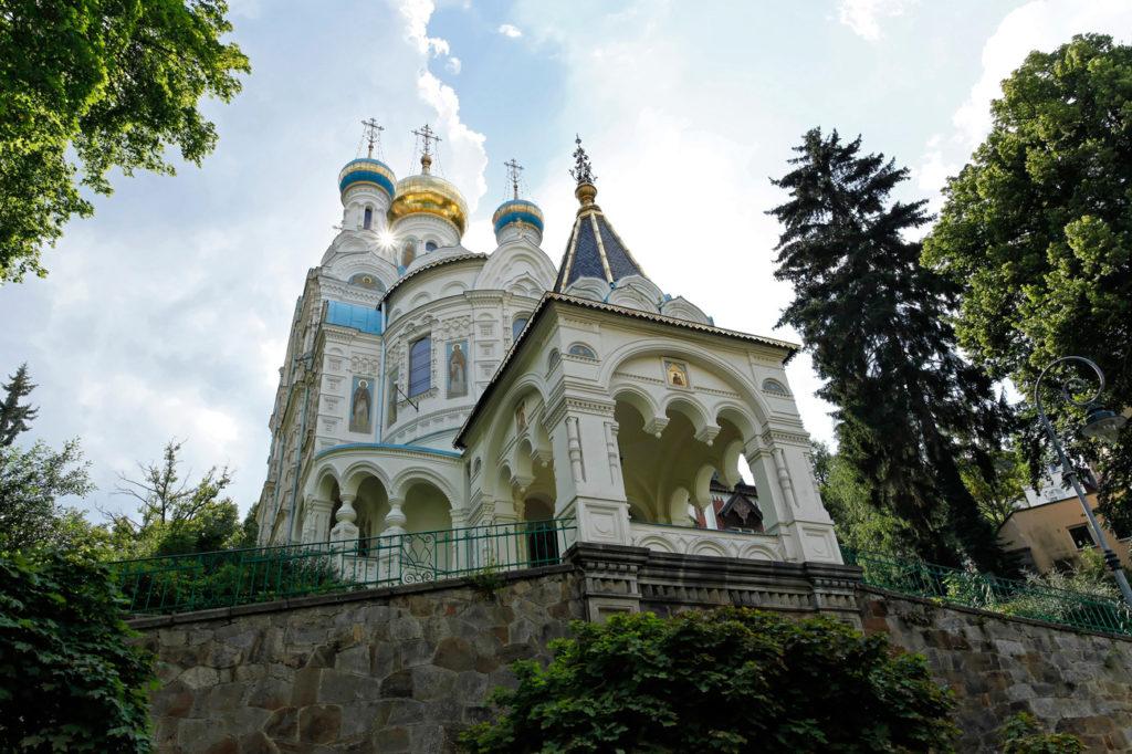 Церковь Петра и Павла в Карловых Варах