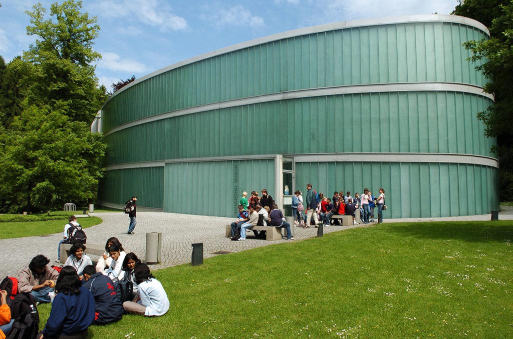 Неандертальский музей в Дюссельдорфе