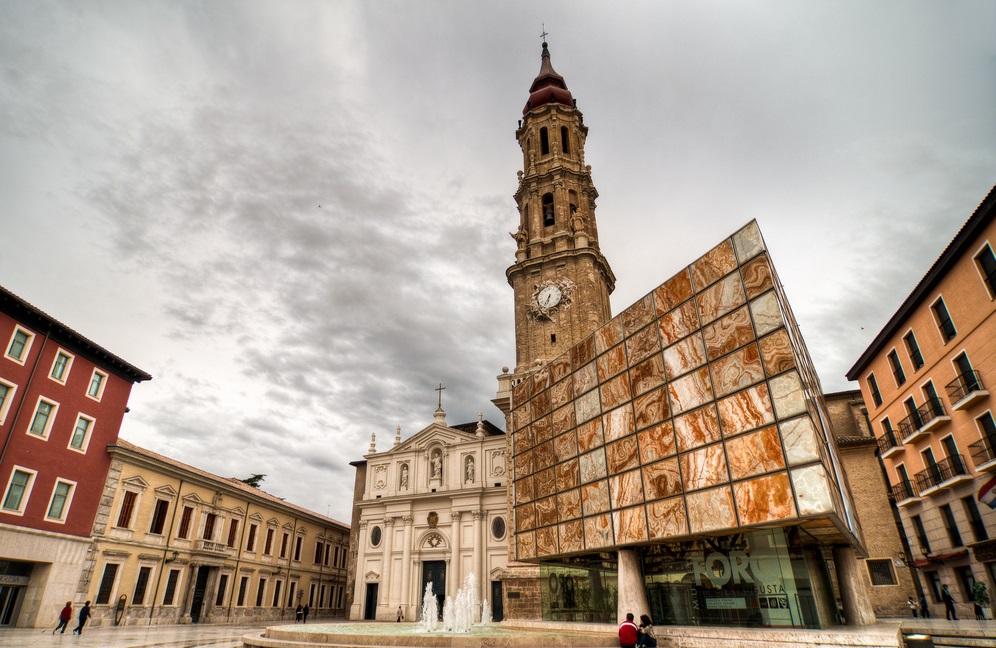Кафедральный собор Ла Сео в Сарагосе