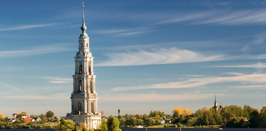 Русская Атлантида на Золотом кольце: запоминающаяся экскурсия в город Калязин