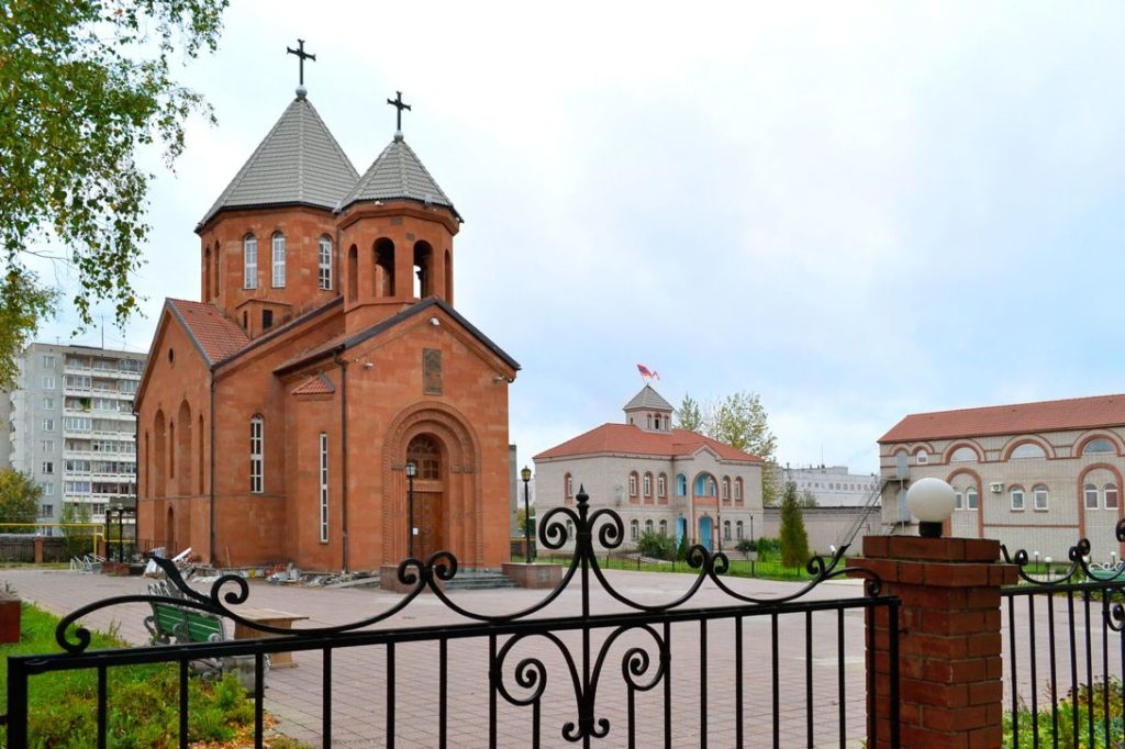 Храм Христа Всеспасителя в Кирове