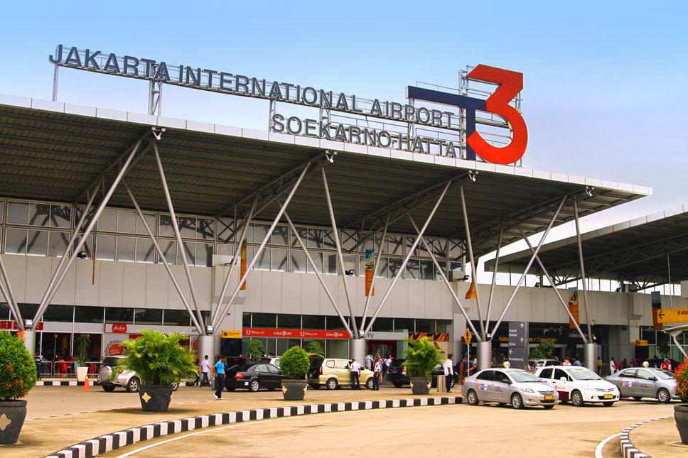 "Аэропорт ""Сукарно-Хатта"" в Джакарте"