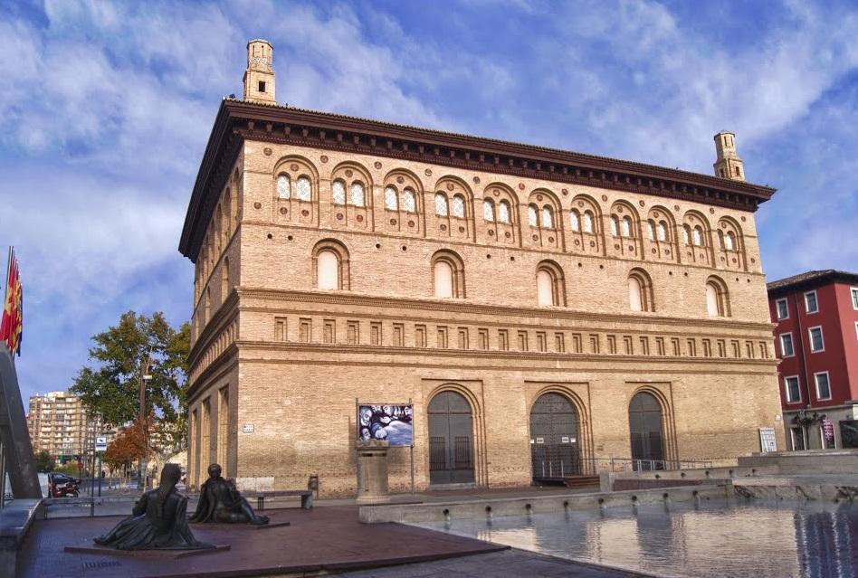 Выставочный зал Ла Лонья в Сарагосе