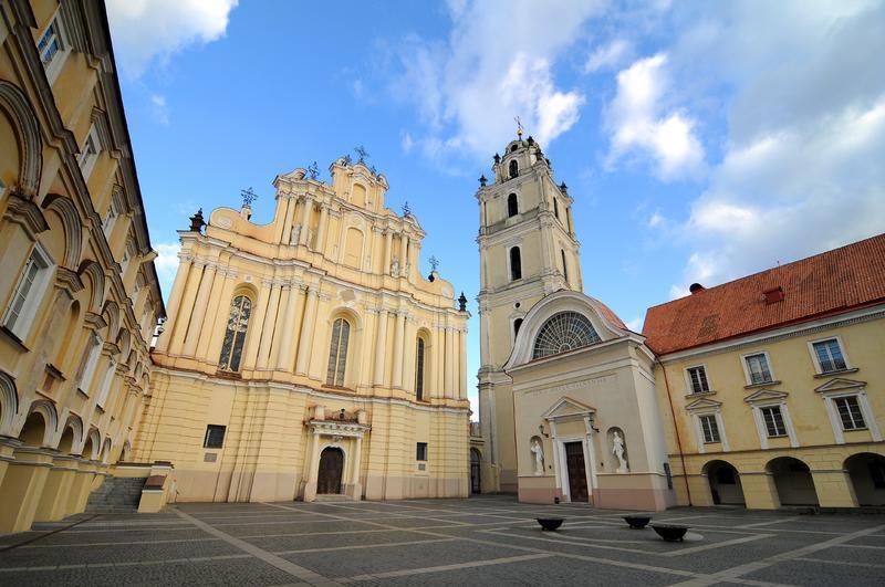 Университет Вильнюса