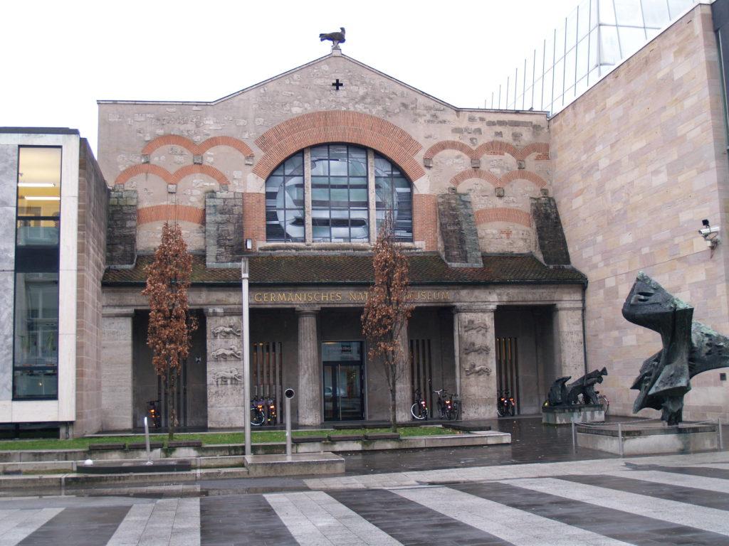 Германский национальный музей в Нюрнберге