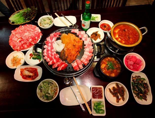 Что попробовать в Сеуле?