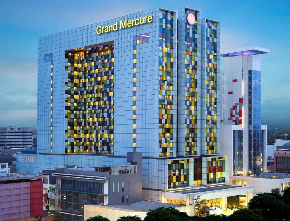Отель Hotel Grand Mercure Jakarta Harmoni, Джакарта, Индонезия