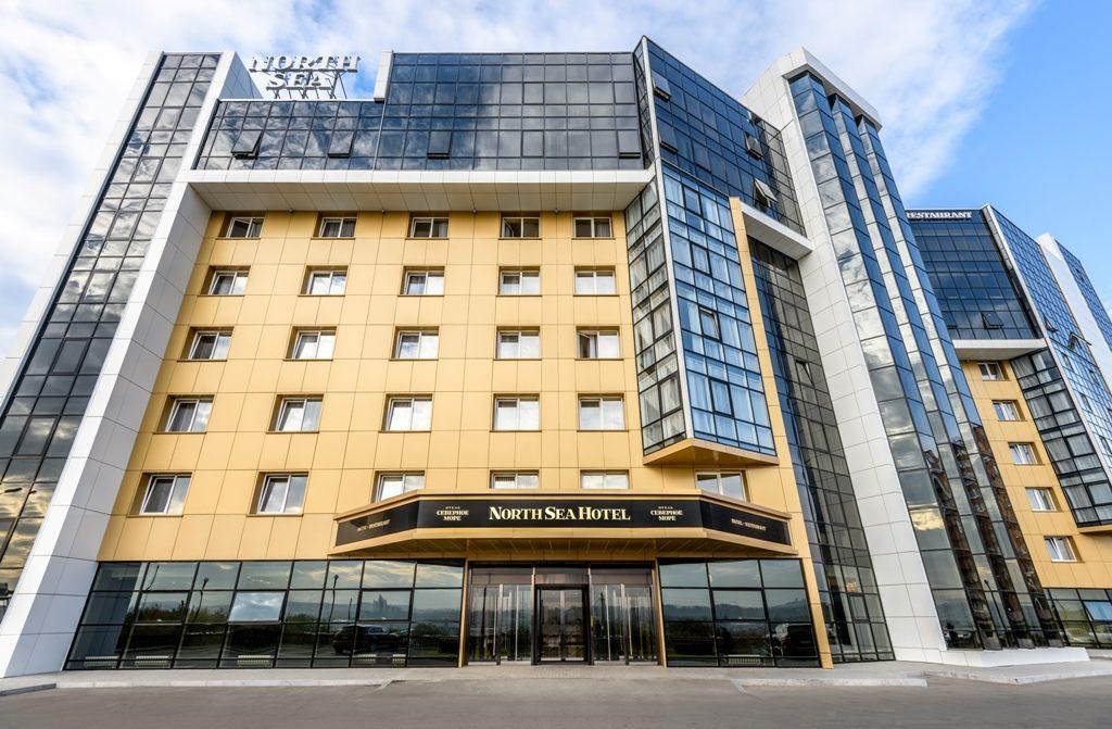 """Отель """"North Sea Hotel"""" в Иркутске"""