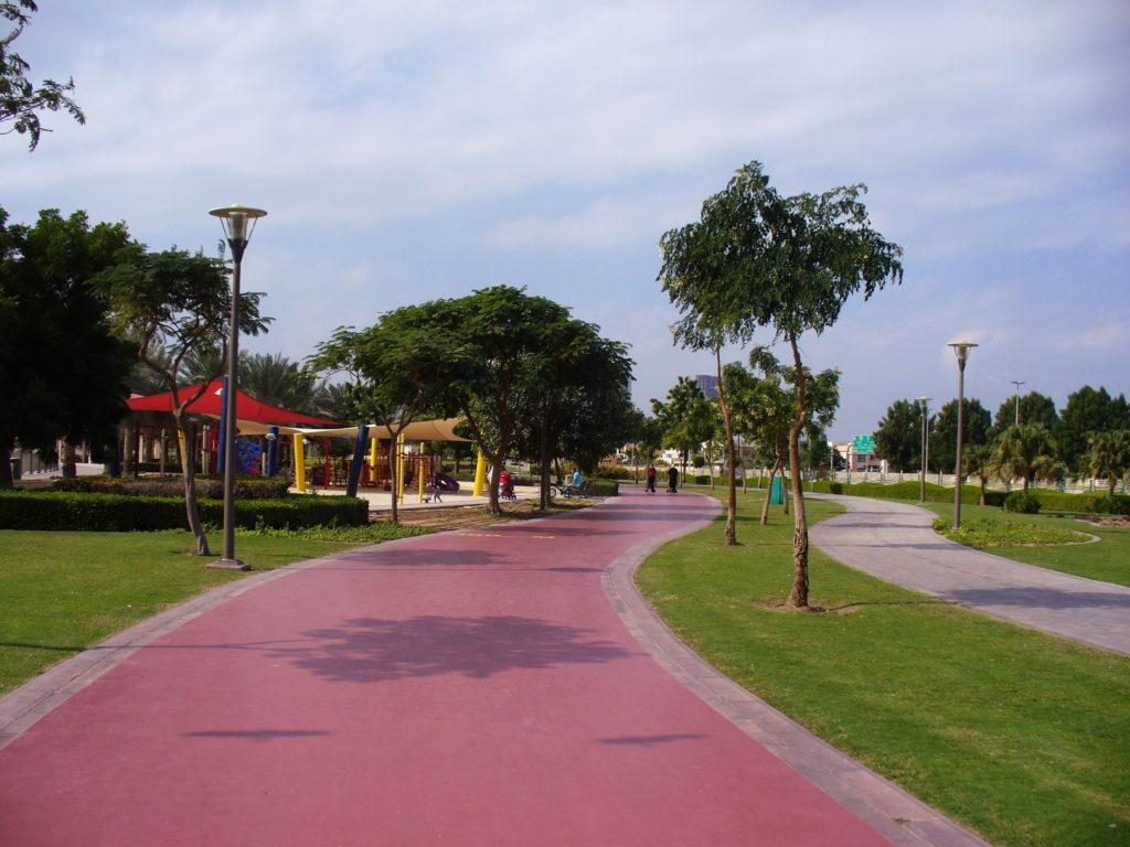 Парк Аль Барша в Дубае
