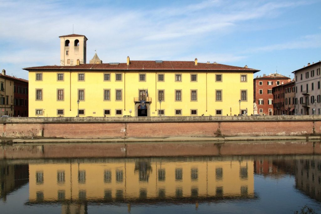 Наициональный музей в Пизе