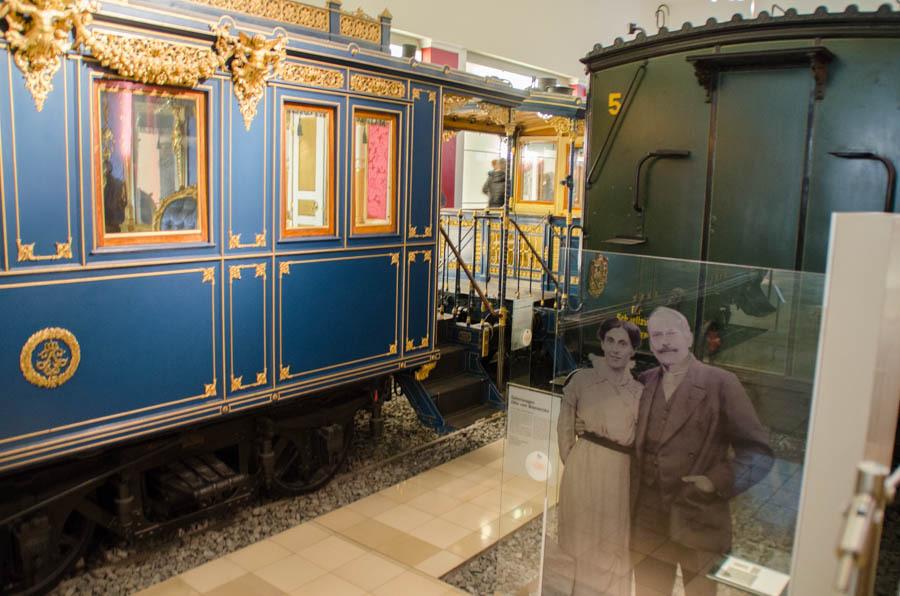Железнодорожный музей Нюрнберга