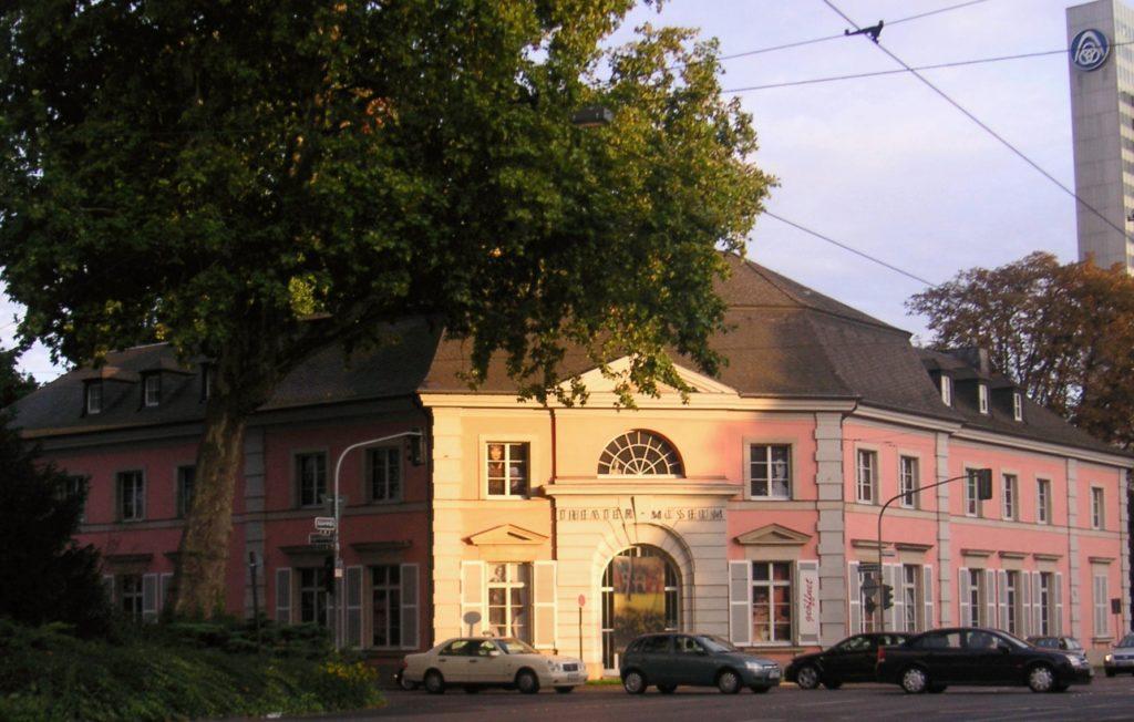 Театральный музей в Дюссельдорфе