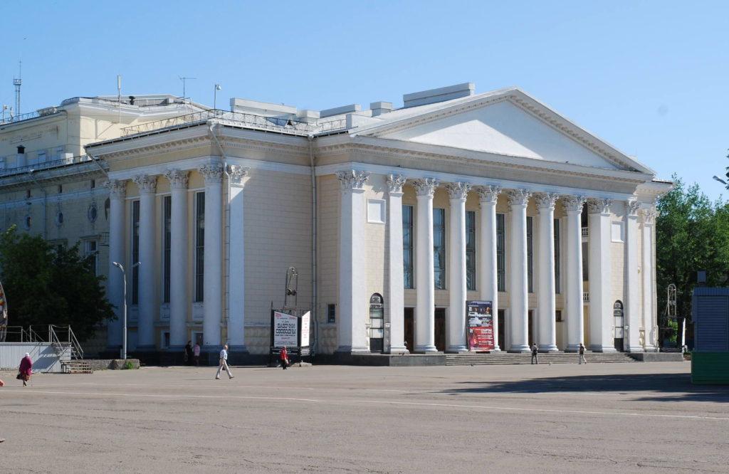 Драматический театр Кирова