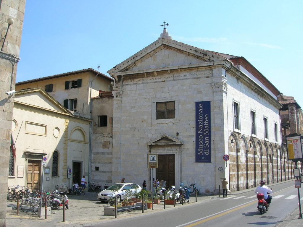 Национальный музей Сан Маттео в Пизе