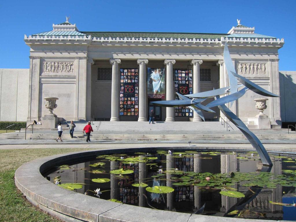 Новоорлеанский музей искусств