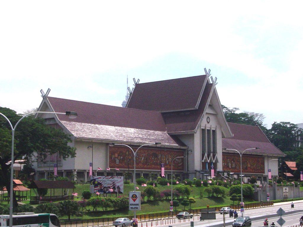 Национальный музей Куала-Лумпура