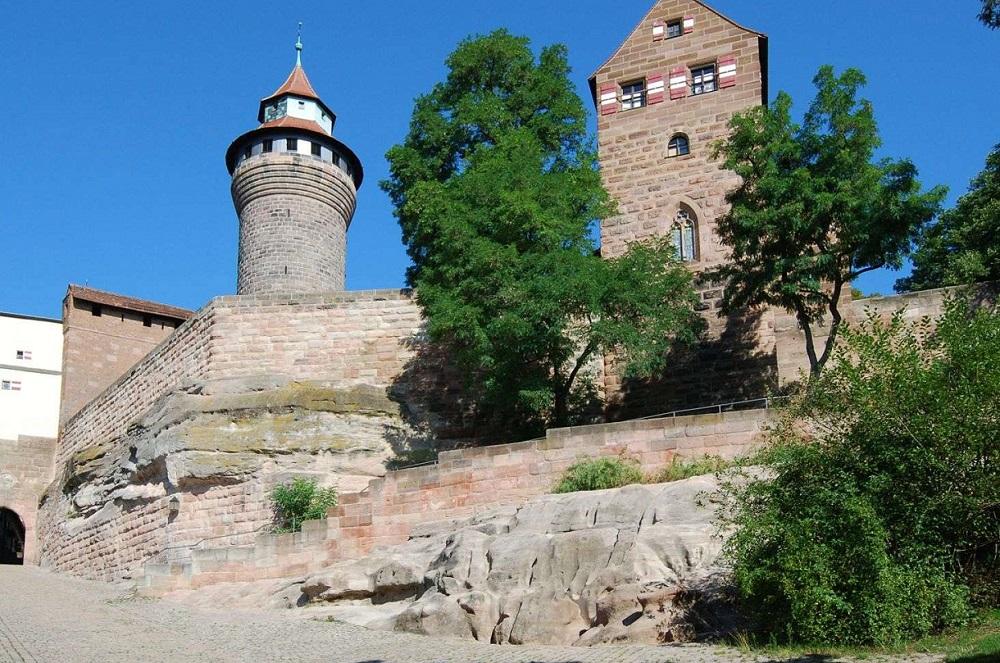 Крепость Нюрнберга