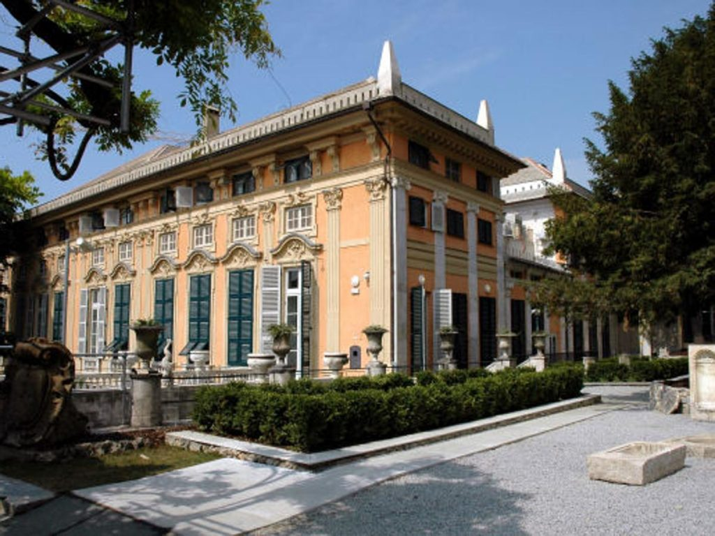 Палаццо Бьянко, Италия, Генуя