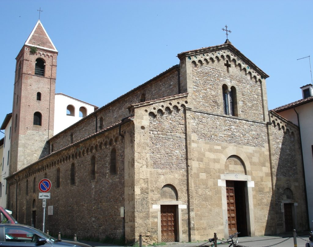 Церковь Сан-Систо в Пизе
