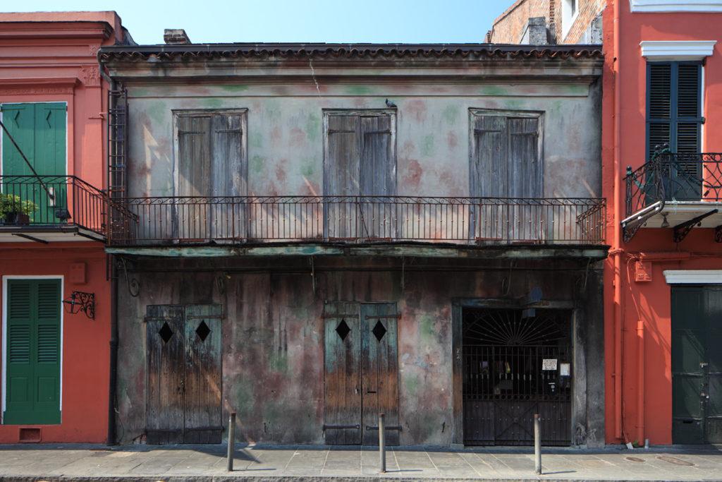 """""""Презервейшн холл"""" в Новом Орлеане"""