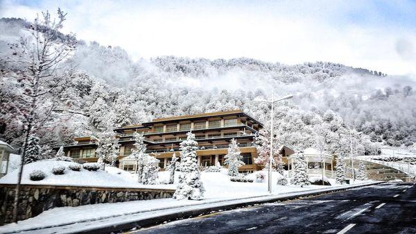 Qafqaz Tufandag Mountain Resort