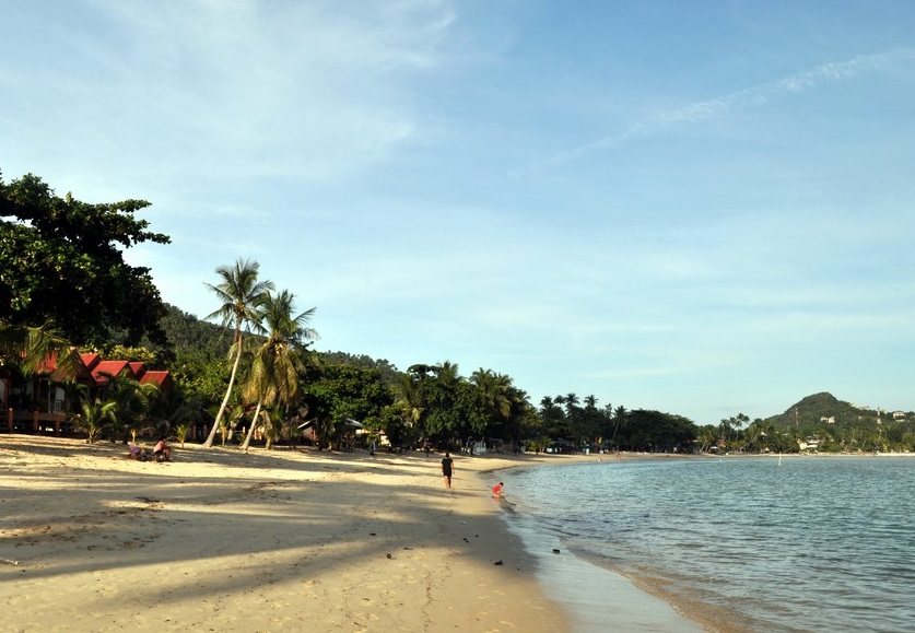 Пляж Ламай на о.Самуи