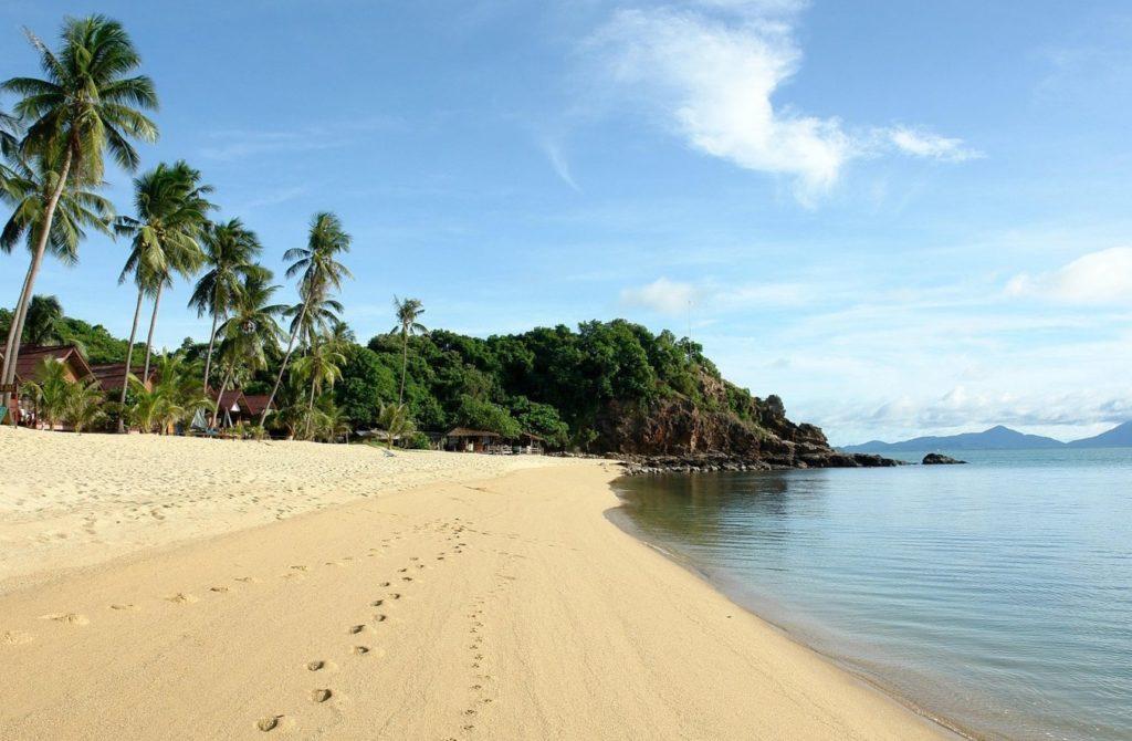 Погода на острове Самуи