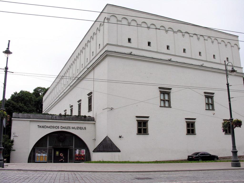 Литовский музей прикладных искусств в Вильнюсе
