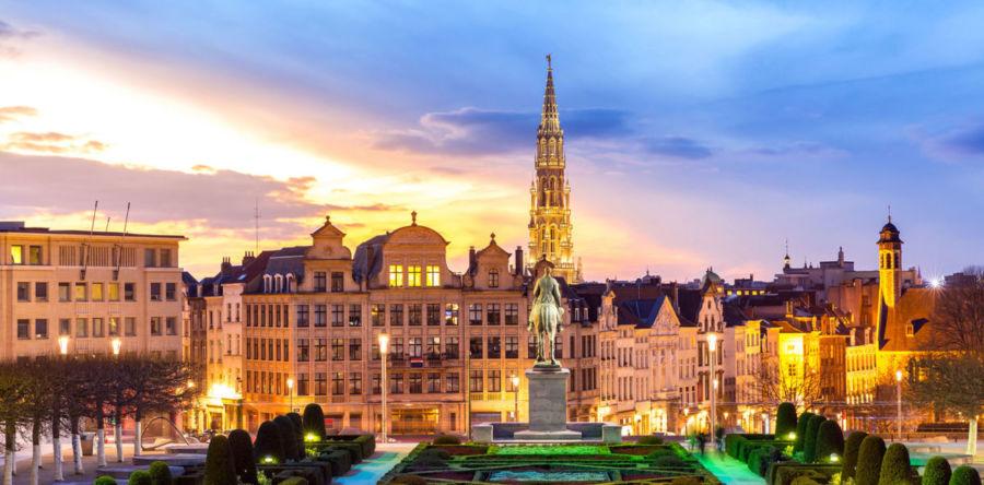 Изящество Брюсселя