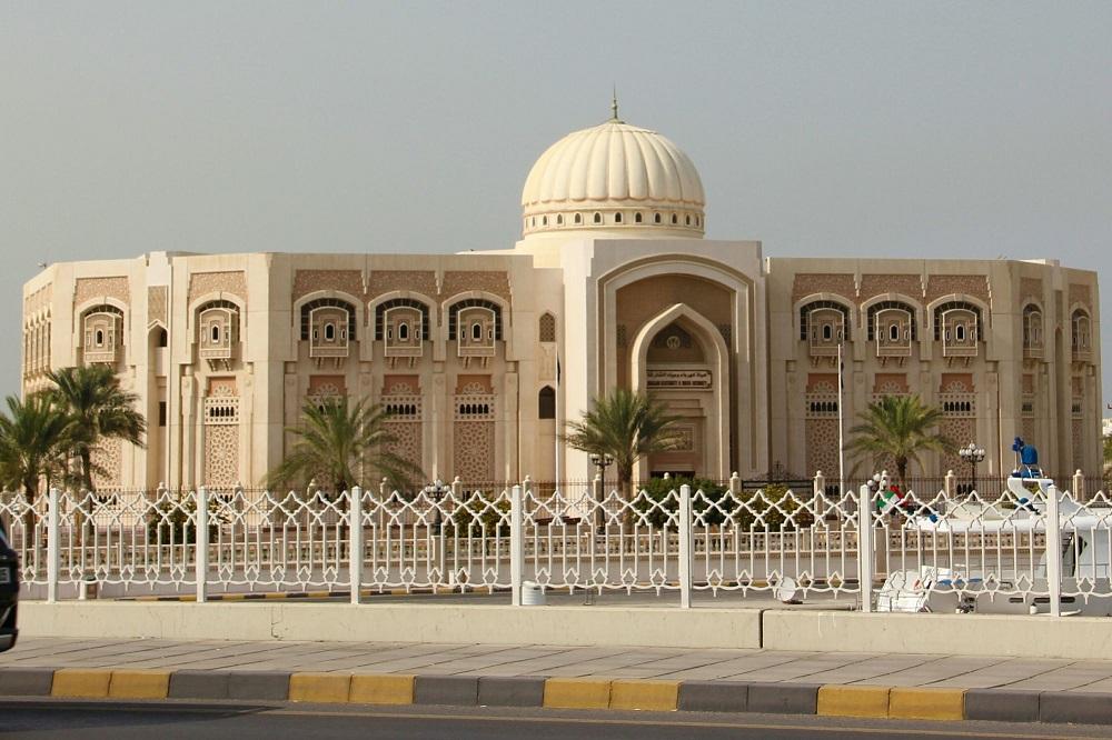 Дворец Культуры в Шардже