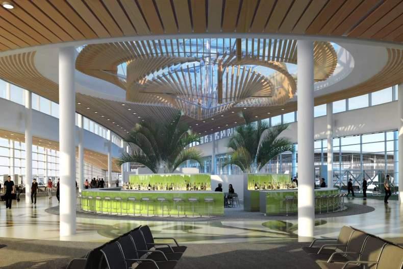 Международный аэропорт Нового Орлеана