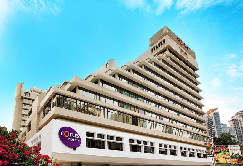 """Отель """"Corus"""" в Куала-Лумпуре"""