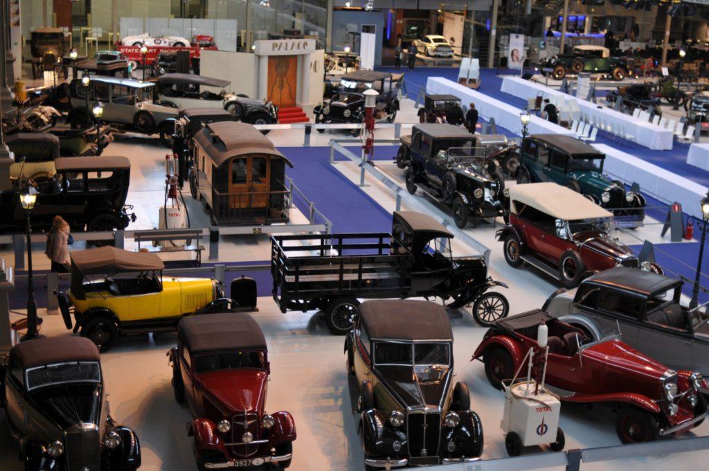 Автомобильный музей Брюсселя
