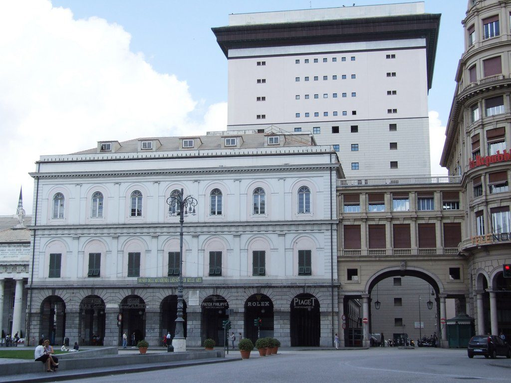 Музей изобразительных искусств в Генуе