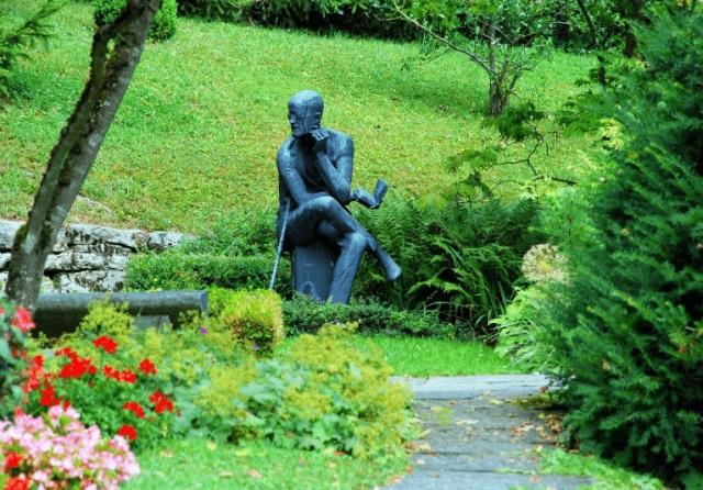 Кладбище Флунтерн в Цюрихе